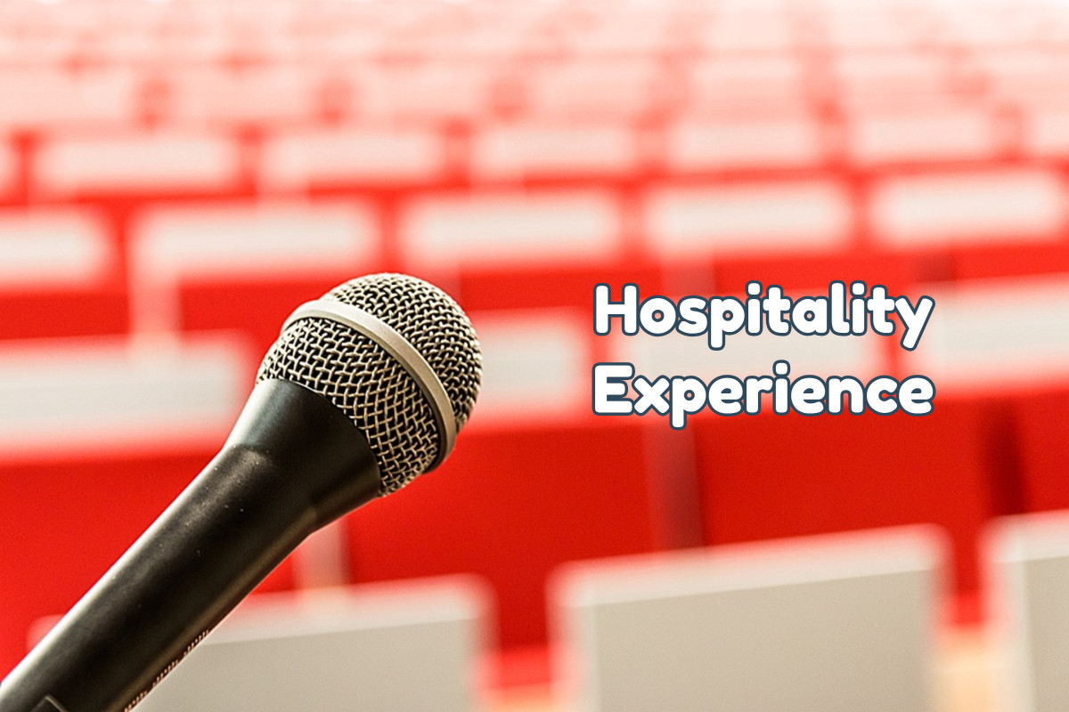 TED Talks for Hospitality Professional