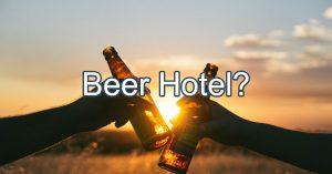 Craft Beer Hotel