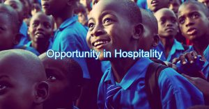 Hyatt Hotels RiseHY Initiative