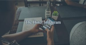 Hotels Instagram Mess
